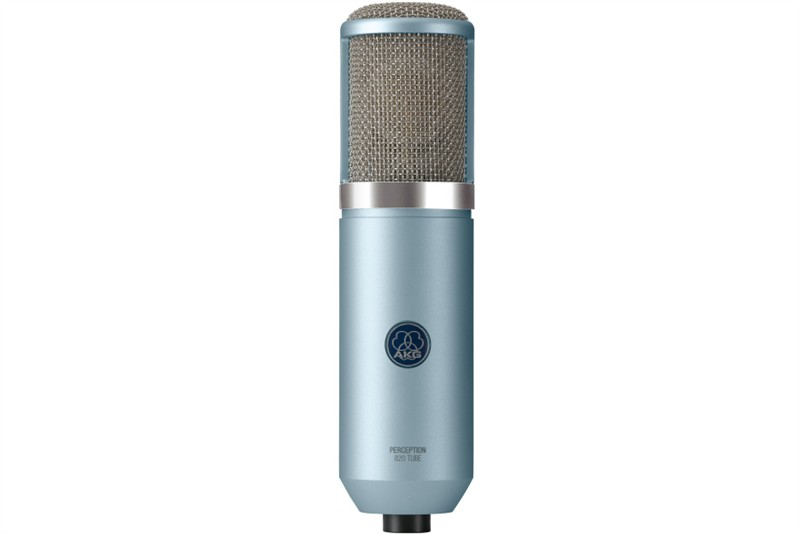 AKG Perception 820 Tube Best Budget Microphone For Vocals