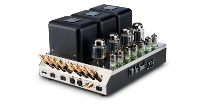 McIntosh MC275 - Tube Hi Fi Power Amplifier