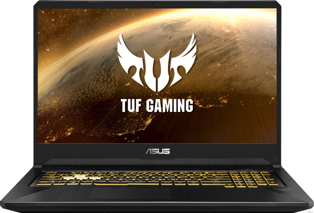 2. ASUS TUF Gaming FX705GM Notebook Best Laptop For Watching Movies And Internet