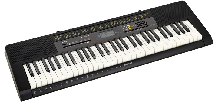 Best Budget Synthesizer For Teaching A Child In The Music School CASIO CTK-2500