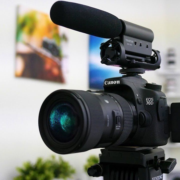 Best Camera For Youtube Recording