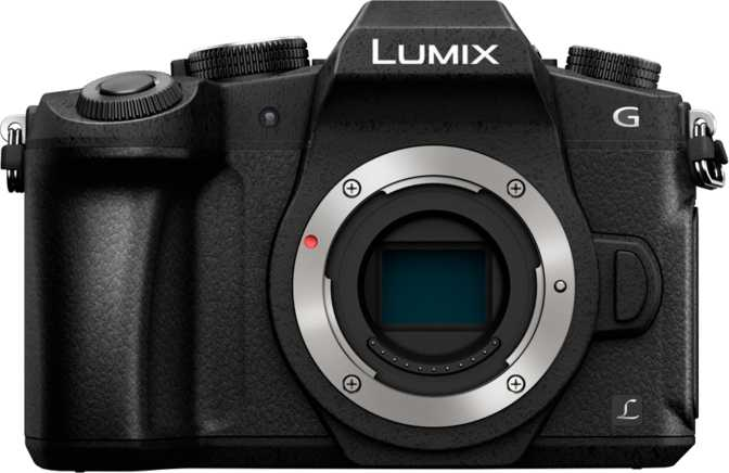 The Panasonic Lumix DMC-G7 Kit Camera Is Sharpened For Shooting Top-End Videos