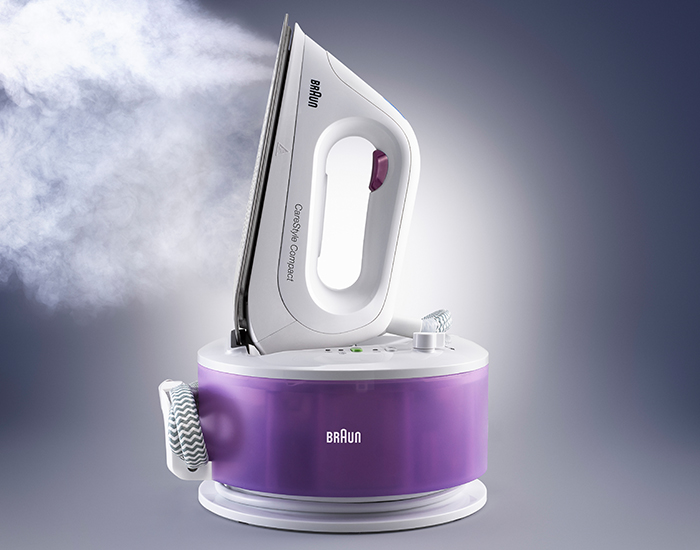 Steam Generator Iron Braun IS 2043 CareStyle