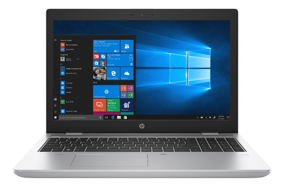 HP ProBook 650 G4: Best Cheap Laptops For Editing Youtube Videos