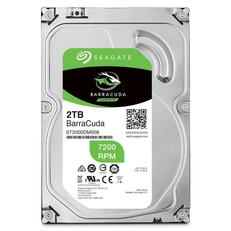Best HDD For Graphic Designing Computer: Seagate BarraCuda 2 TB