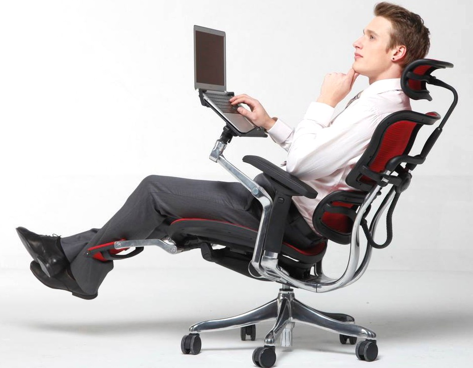 Chair With Laptop Table