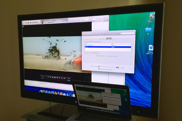 How Do I Connect My Laptop To My TV With Intel WiDi