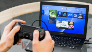How To Connect PlayStation 4 To Laptop?