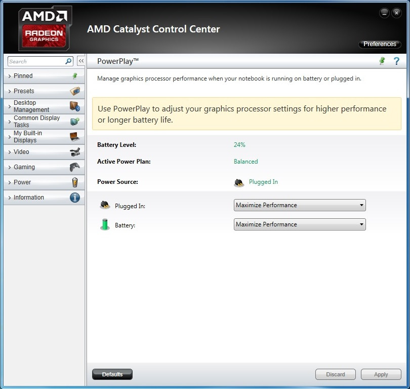 How To Enable Radeon Graphics Card On Laptop