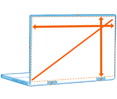 What Does Diagonal Screen Size Mean?