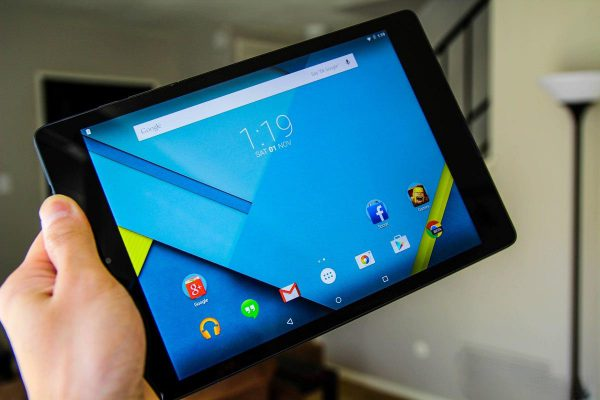 Android opertating system for tablets