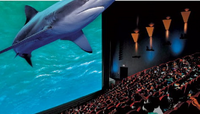 Differences of IMAX 3D