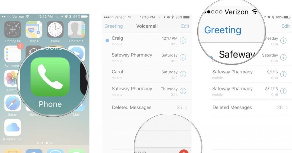 How To Turn Off Voicemail IPhone using third party app?