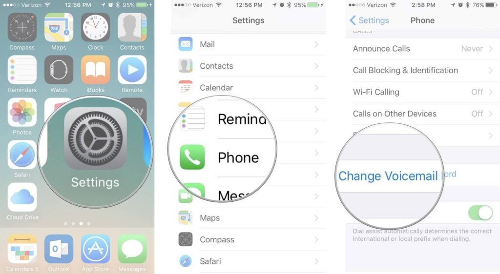 How To Turn Off Voicemail IPhone
