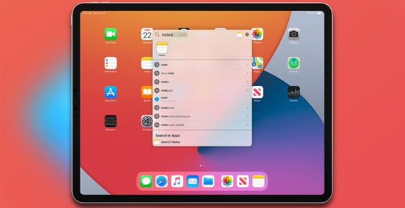 iOS For tablets