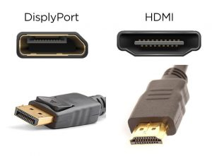 difference between hdmi and displayport